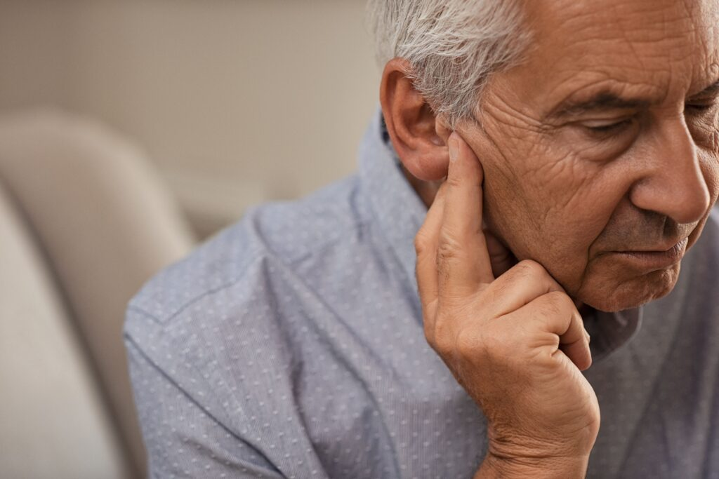 Hearing loss and cognition in adults